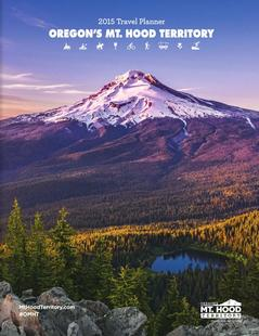 Oregon's Mt Hood Territory