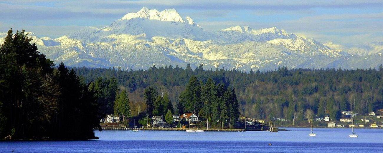 Kitsap Peninsula Washington