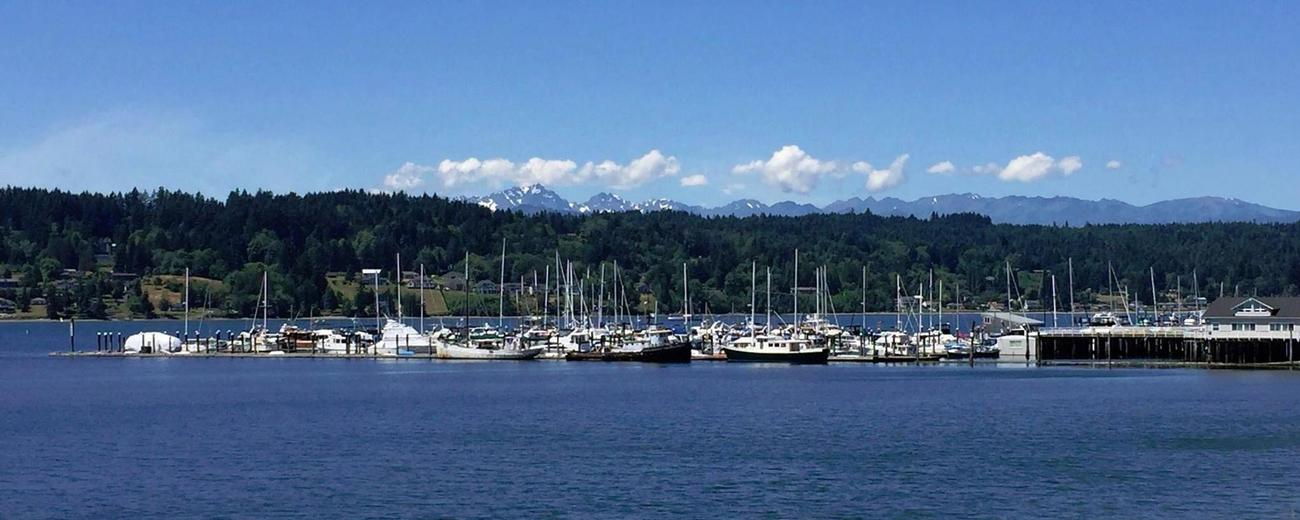 Kitsap Peninsula, Washington