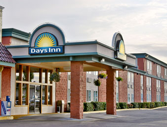 Days Inn - Mt Vernon