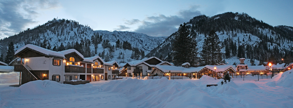 Aspen Suites Condominiums - Icicle Village Resort