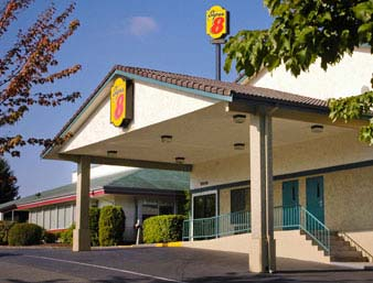 Super 8 Bremerton Motel